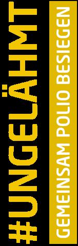 Rotary Kinderlähmung besiegen #UNGELÄHMT